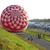 気球が着陸して折りたたまれるまで@佐賀インターナショナルバルーンフェスタ
