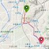 俺の10km走(伏見宇治川ジョギング)