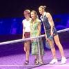 【2019 WTAファイナルズ 観戦記】第二日目~天才少女マルチナ・ヒンギスに会えて大興奮~