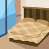【あなたのベッドの頭の上はどうなっている? 寝室の安全確認を♡】