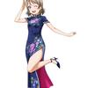 【Aqours】斉藤朱夏さんが曜ちゃんと同じチャイナドレスを披露してくれたぞー【上海ファンミ】
