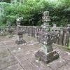 秋月種実の墓