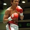 プロボクサー高橋岳選手。