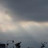 午後のご臨在 ~天使のはしご