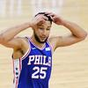 ベン・シモンズの問題とシクサーズはどうするか + NBAファイナル途中経過