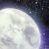 満月のお別れ。