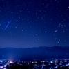 ふたご座流星群、14日ピーク 夜半過ぎから好条件で観測