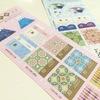 お気に入りの切手:和の文様シリーズ