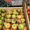 スペインの食費編④リンゴにはまるの巻