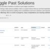 kaggleの過去コンペのソリューションなどを検索できる「Kaggle Past Solutions」