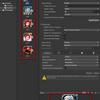 【Unity】スプライトをアトラス化する前とした後の Build Report の差