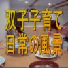 【動画・日常の風景】やっぱり夕食に1時間