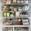 賞味期限切れの食材はゼロに!ストレスフリーの冷蔵庫収納目指してます。