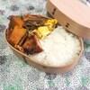 鶏むね肉の味噌漬け焼き弁当