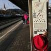オーストリアKufsteinからLeibenまで電車旅