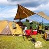 キャンプに必要な道具まとめ|はじめに準備するもの一覧