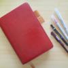 「手帳をつける」を習慣にするコツは、いつも視界に入るようにすること。