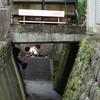 明日香村の風景 岡寺の坂道