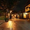 【無料/フリーBGM素材】古い町並み、田舎、風情『夜路』和風/日本風