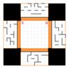 ミラー迷路:問題8