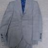 ホーランドシェリースーツ+イギリス製ハケットシャツ