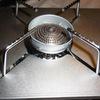 ★究極のN-project チタン製 遮熱板 & テーブル④ ST-310と組み合わせたら・・