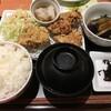 鶏の唐揚げ膳(選べる小鉢つき) 999円(税込1,098円) at デニーズ_北池袋店