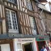 レンヌ~乙女心をくすぐる可愛い木組みの家々