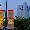 【ポケモンGO】ピカチュウイベント最終日、雨降る横浜に行ってきた