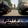 映画「ワイルド・スピード ICE BREAK(アイスブレイク)」ジェットストリームフラッシュで前が見えない(原題:The Fate of the Furious / Fast & Furious 8)