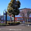 12月21日(月)東大和市での取材と、昼食のそば。