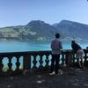 スイス・イタリア旅行⑩ ミラノへの経由地、シュピーツ街歩き
