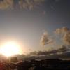 あったかい太陽