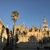 【スペイン】4日目-2 素通りしただけのセビリア大聖堂と闘牛場