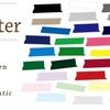 パーソナルカラー 性格と傾向   ウインター