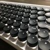 2017.06 タイプライター風btキーボード「 Lofree keyboard 」レビュー