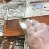 初心者が汚部屋をオープンクローゼットにおしゃれ改造ー賃貸の作り方1【木材塗装編】