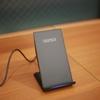 Galaxy Note 8をワイヤレス急速充電できるスタンド式ワイヤレス充電器【 Qi wireless charger CHOETECH】