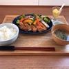 かこみ食卓でお昼ごはん!
