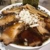 川崎区砂子「野郎ラーメン」で一人チャーシュー麺