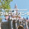 【DLR2019】カリフォルニア、アナハイムディズニー旅行記2019を映像でお届け!【海外ディズニーVlog】