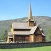 北欧ノルウェーにあるヴァイキングの教会スターヴ教会