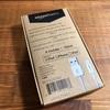 amazon basics の ライトニングケーブル を 買った
