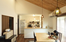 ずっと住みやすい、住宅性能の高い家を。注文住宅でかなえた思いどおりの住まい