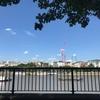 ロンドン滞在 2日目(散歩)