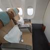 オマーン航空 B737 ビジネスクラス搭乗記【ムンバイ⇔マスカット】