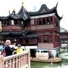 上海 湖心亭(上海最古の茶楼)