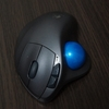 No35:LogicoolのトラックボールマウスM570tを買ってみた