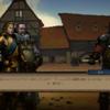 Thronebreaker: The Witcher Tales チュートリアル後、序盤のストーリーのさわりが進みだしたあたりのメモ