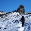 【冬期】2月の金峰山へ
